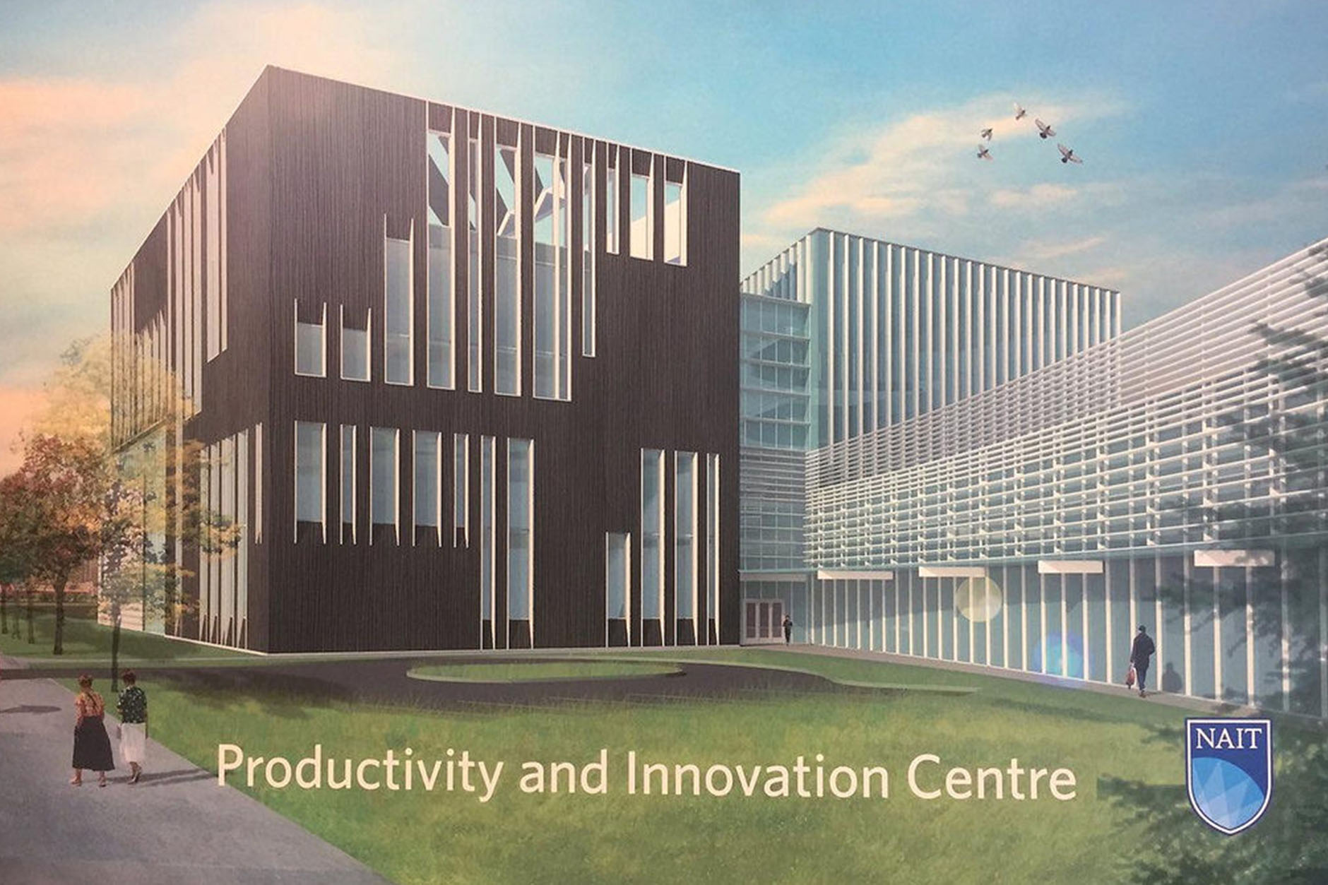 Construction Project Update: NAIT's Productivity and Innovation Centre