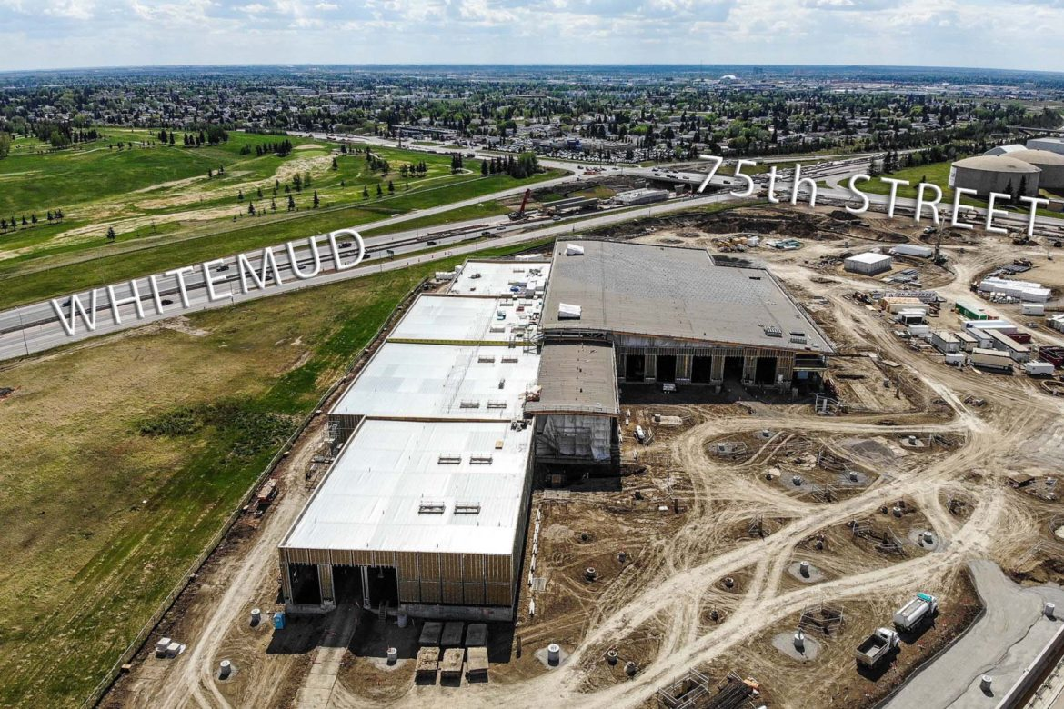 Construction Project Update: Whitemud & 75th Street